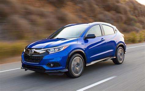 2019 Honda Hr V by 2019 Honda Hr V Preview The Car Guide