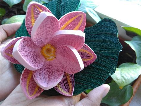 quilling lily tutorial 151 best images about quilling flowers water lilies etc