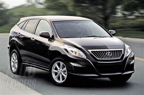 new cars lexus rx 350