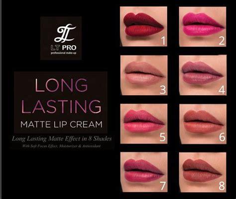 Harga Lt Pro Di Counter review lt pro longlasting matte lip lipstick lokal