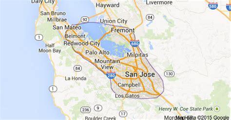 san francisco map silicon valley an analysis of san francisco s startups shows where the