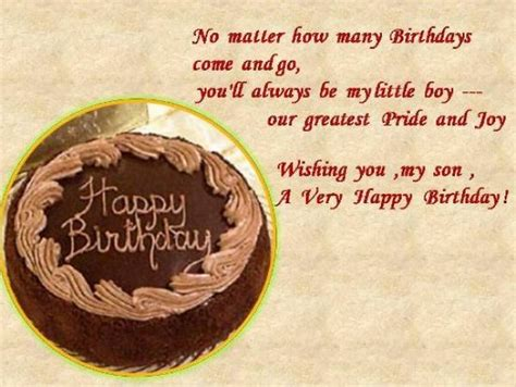Happy 36th Birthday Quotes Birthday Quotes For Mother From Sons From Mother To Son