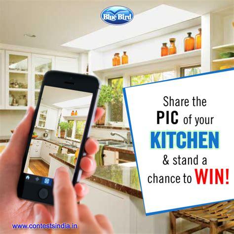 design contest free best kitchen design contest on blue bird