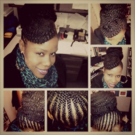 how to braid a swoop in the front braids with swoop and curls goddess braids hair