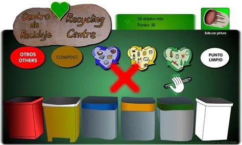 como reciclar aprende a reciclar recicla con los cinco sentidos ecolec