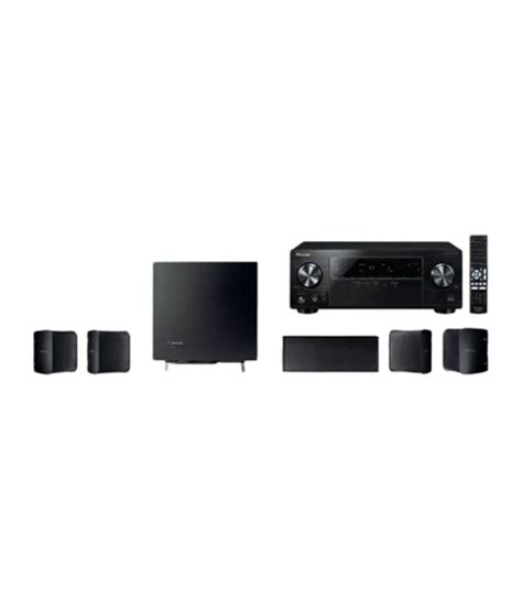 buy pioneer htp 523 5 1 dvd home theatre system at
