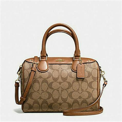 Coach Bennet Bag 47 coach handbags coach signature mini