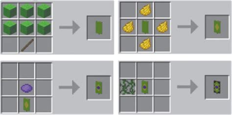 how to make a boat banner minecraft bow minecraft recipe banner pictures to pin on pinterest