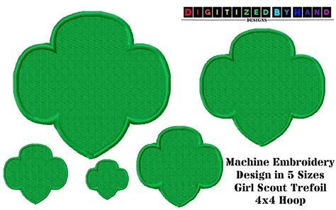 Girl Scout Trefoil Clipart 20 Free Cliparts Download