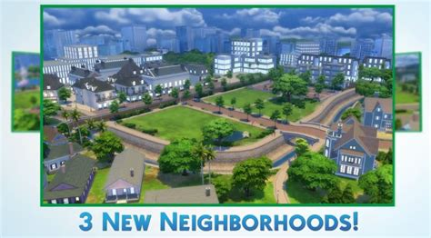 sims 4 electronics downloads sims 4 updates the sims 4 adding world of newcrest with free update