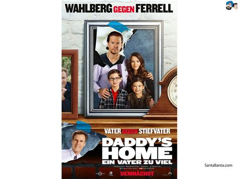 daddys home wallpaper 2