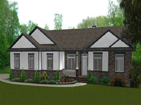 Ranch Style Bungalow ranch style bungalow house plan ranch homes with dormers