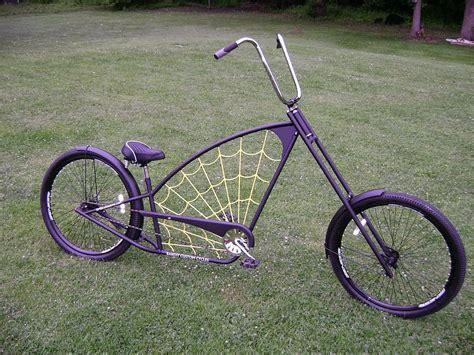 Handmade Bike - atomic zombie machines home built diy bikes