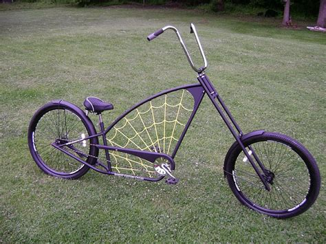 Handmade Bicycles - atomic zombie machines home built diy bikes