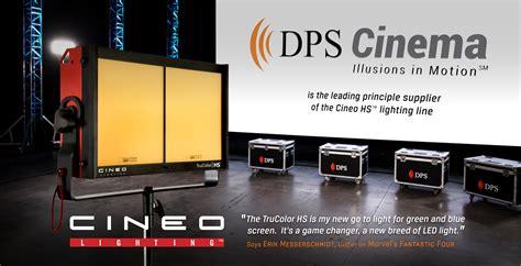 cineplex dps dps cinema provides cineo hs lights for advanced green