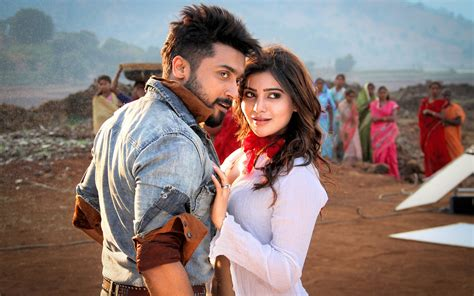 samantha and surya romantic couple   HD Wallpapers Rocks