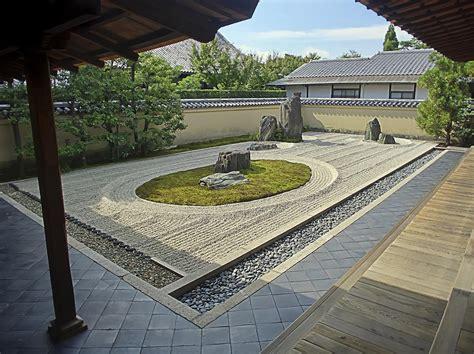 Kyoto Rock Garden Rocks In The Garden The Thrills