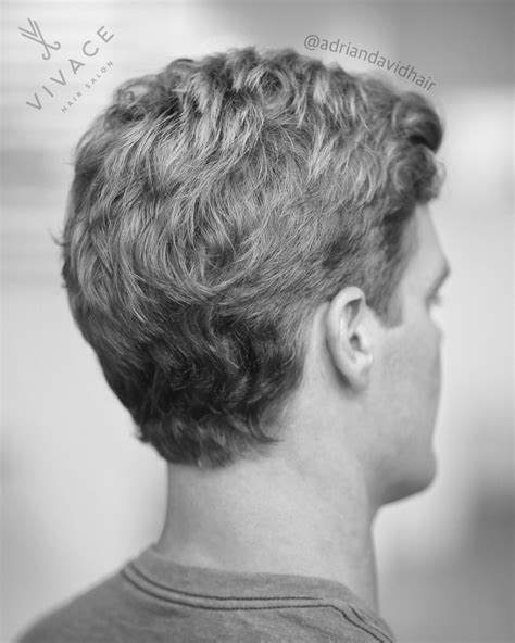 s haircut by adrian sieminski at vivace salon in