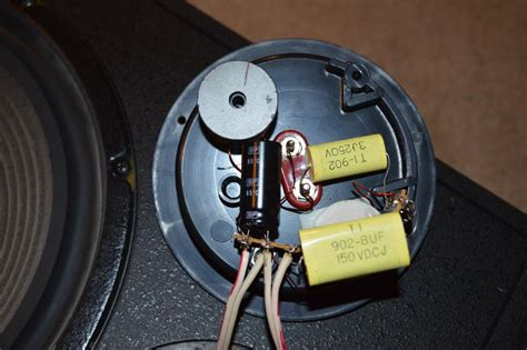 replace crossover capacitors replacing capacitors in speaker crossovers 28 images kef 104ab replacement capacitor set