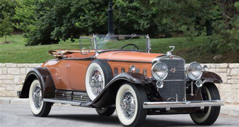 1930 Cadillac V16 by 1930 Cadillac V16 V 16 Roadster Classic Driver Market