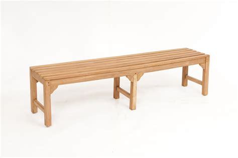 waiting benches large teak waiting bench humber imports uk humber imports