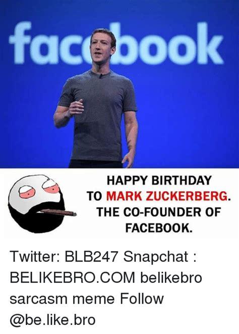 Birthday Facebook Meme - 25 best memes about facebook happy birthday facebook