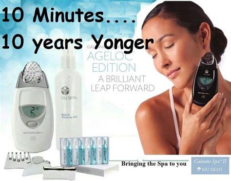 Alat Galvanic Nu Skin the 25 best nu skin galvanic spa ideas on nu skin ageloc galvanic spa and nu skin uk