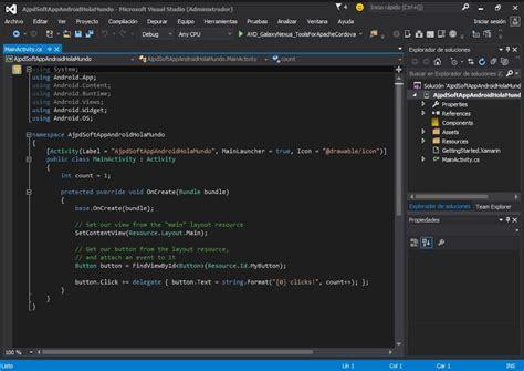 crear un nuevo layout android studio instalar microsoft visual studio net community 2015