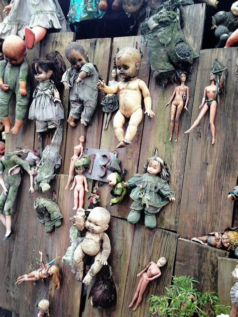 the haunted doll island island of the dolls this is my horror