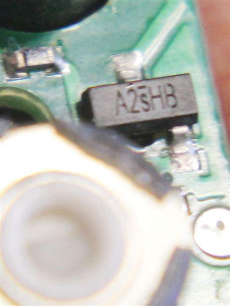 transistor a2shb datasheet proszę o identyfikację tranzystora smd a2shb elektroda pl
