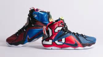 Lebrons Basketball Shoes Nike Lebron 12 What The Sneaker Bar Detroit