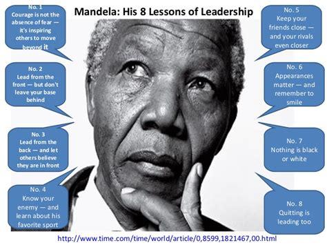 nelson mandela biography lesson plan poster mandela 8 lessons of leadership