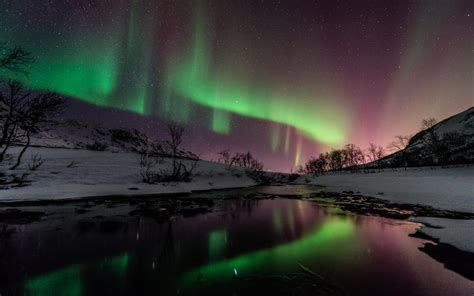 Nothern Lights by Top Borealis Northern Lights Wallpapers