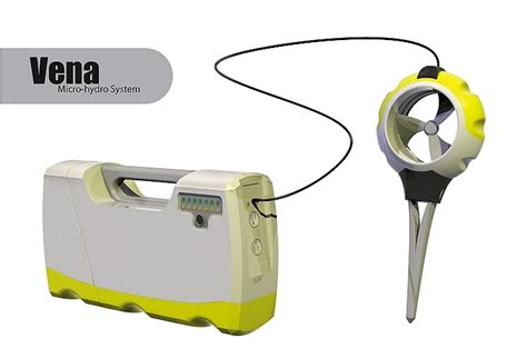 vena mini hydro system portable turbine generator
