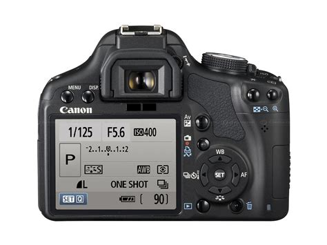 Kamera Canon X3 canon eos 500d un concurrent au nikon d90