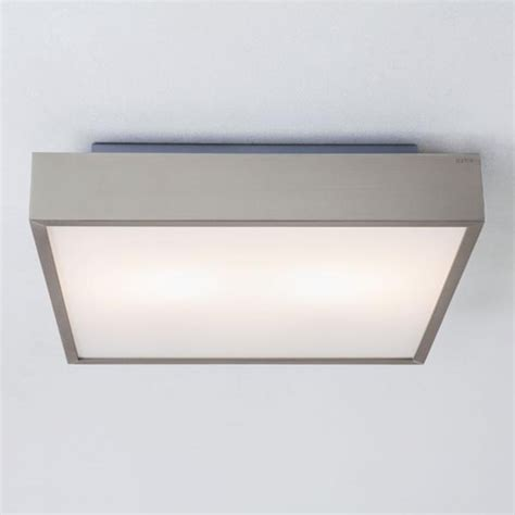 ceiling mounted bathroom lights square bathroom light wall or ceiling mounted