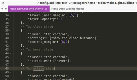 sublime text 3 cyanide theme 35 cool sublime text themes designbeep