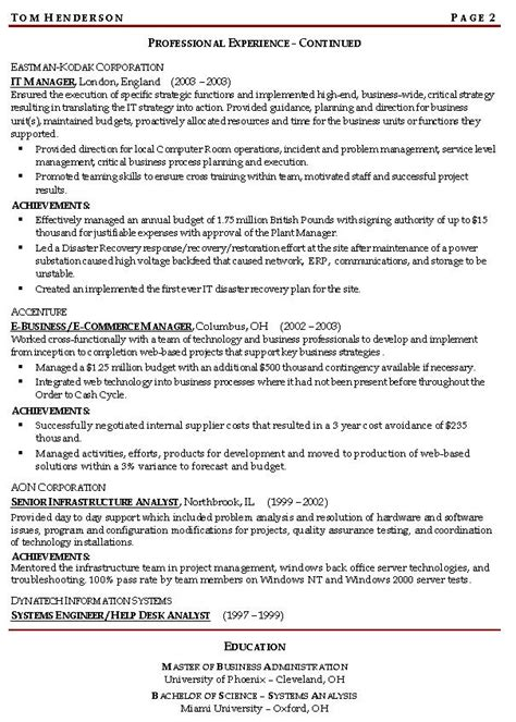 pharmaceutical sales manager resume