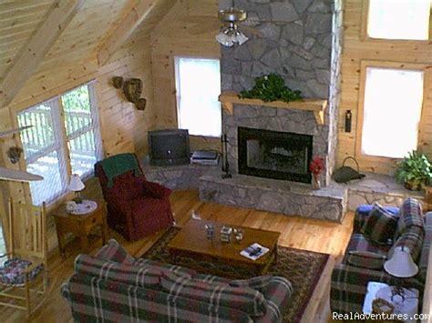 Cabin Rentals Columbus Ga by Beautiful Vacation Log Cabins In Blue Ridge Ga Blue