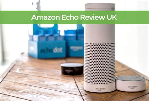 amazon echo review amazon echo review uk 187 is alexa the future 187 unique tech