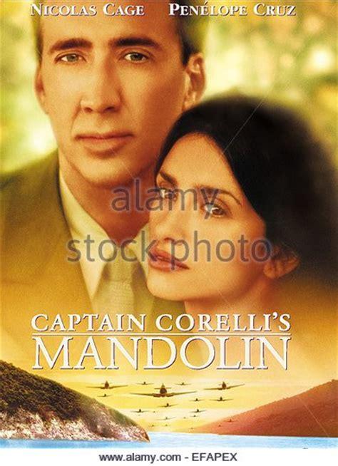 movie nicolas cage and penelope cruz captain corelli s mandolin cage stock photos captain