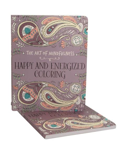 mandala coloring book kit happy and energized coloring book books n things