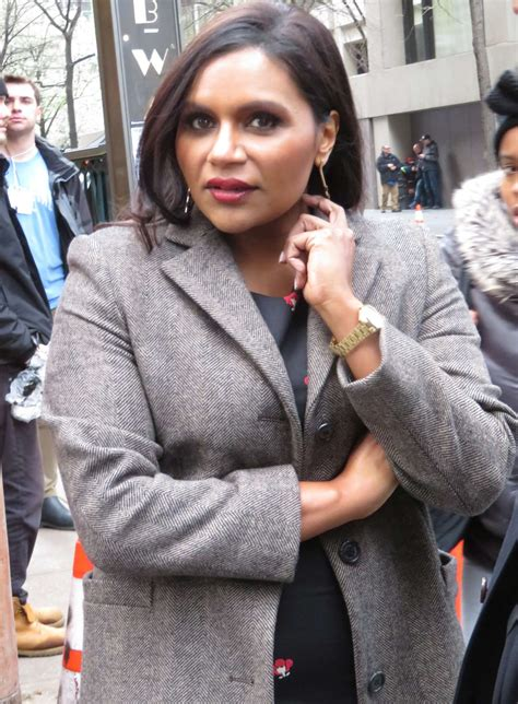 mindy kaling late night mindy kaling filming the late night show in nyc gotceleb