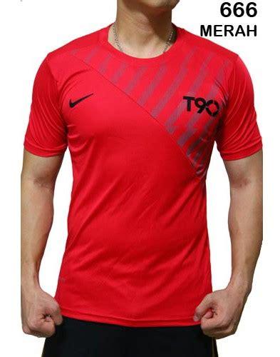 Polo Olahraga Import 1 t shirt olahraga nike 666 merah butik jersey