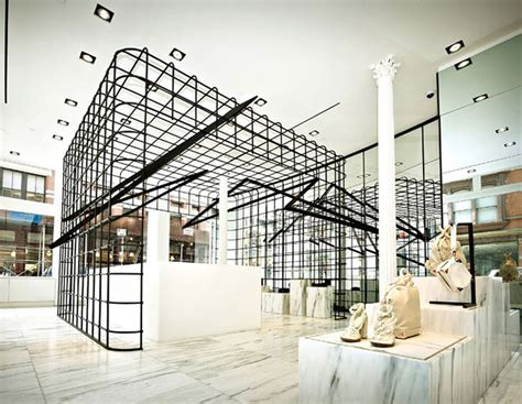 home design shop new york alexander wang flagship store by kramer design group new