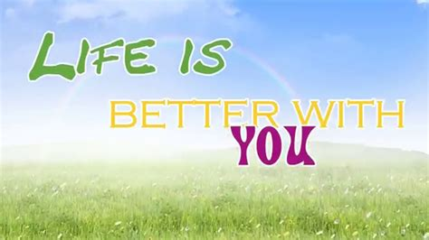 better with you michael franti is better with you lyrics hd