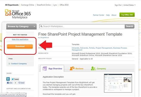Free Sharepoint Project Management Template For Office 365 Employment Project Management Sharepoint Task Tracking Template