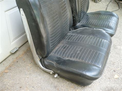 Corvair Seat Upholstery by Technical Parts Identification Help Needed Early 1960s