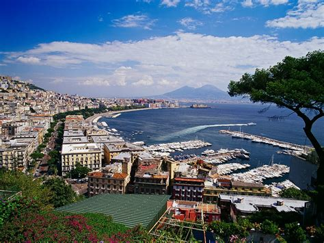 Many From Southern Italy Who Moved To Naples In Search Of Move Venice Rome And Milan Naples Is Italy S Most