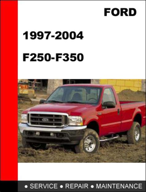 ford      factory workshop service repair manual